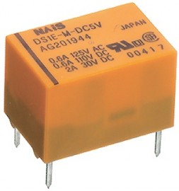 D136 accessory relay