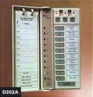 D202 Vertical Keypad NOS