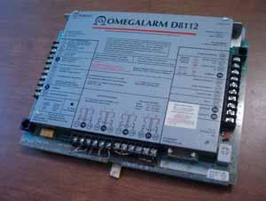 D8112g2 Control Panel Obsolete Radionics