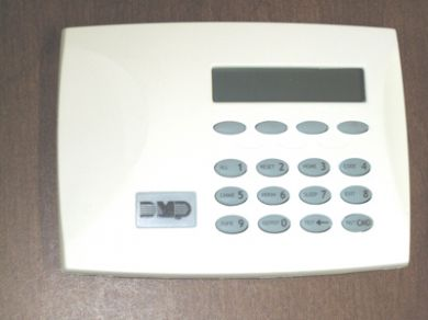 DMP 7360 Thinline Series Icon Keypad